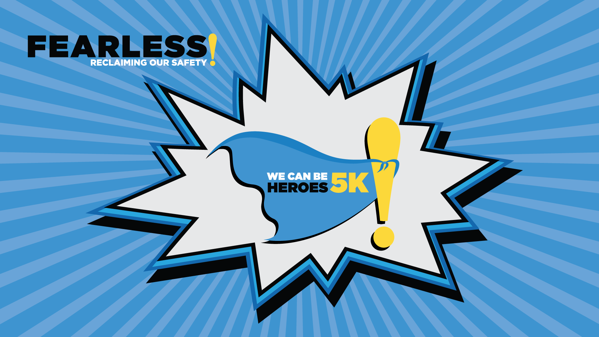 """3rd Annual """"We Can Be Heroes"""" 5k"""