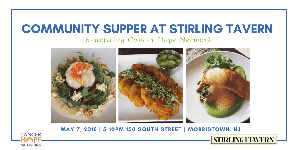 Community Supper to benefit CHN