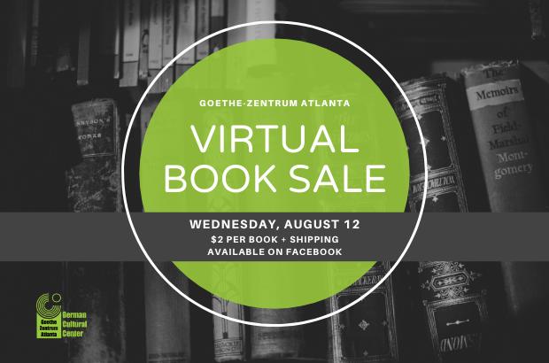 Virtual Book Sale