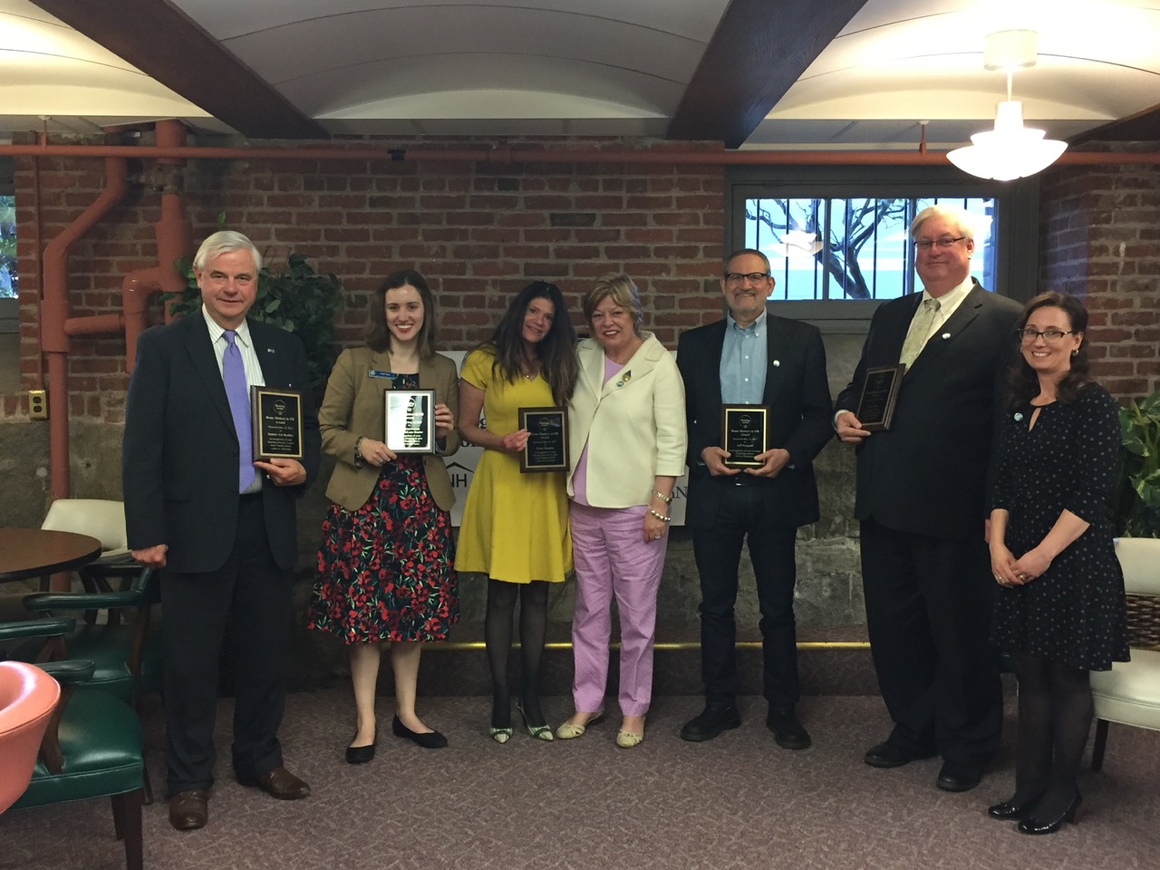 Tricia Murphy: Recipient of the 2017 Home Matters in NH Advocate award