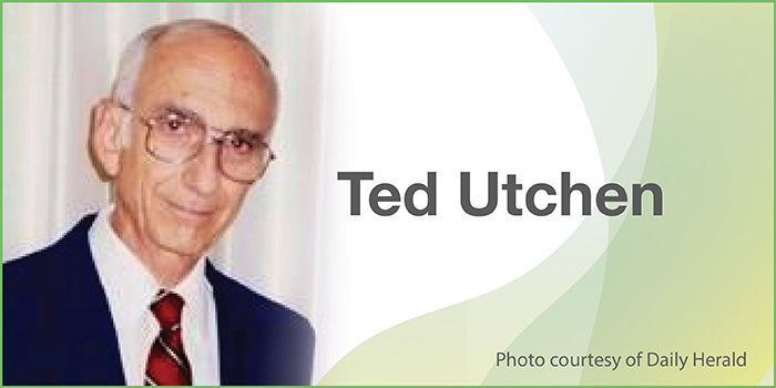 Ted Utchen Had a Huge Heart and Is Making the World a Better Place. Still.