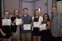 Congratulations to our 2017 Scholarship Recipients