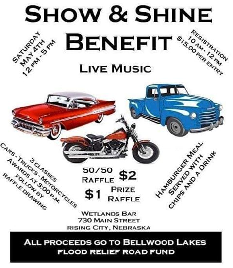 Show and Shine Benefit Live Music