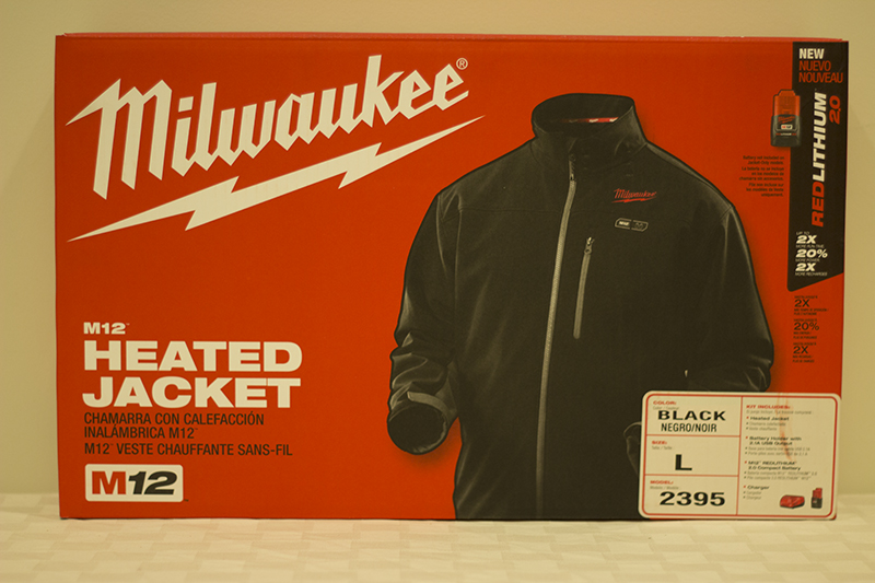Milwaukee Heated Jacket - Donated by American Lighting Company