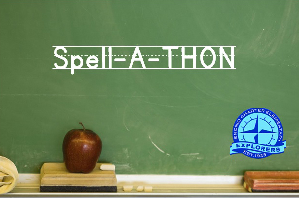 Spell-A-Thon is on February 24th!