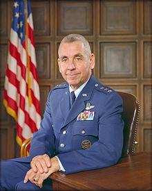 Lt. Gen Lincoln Faurer, USAF (Ret), 1928-2014