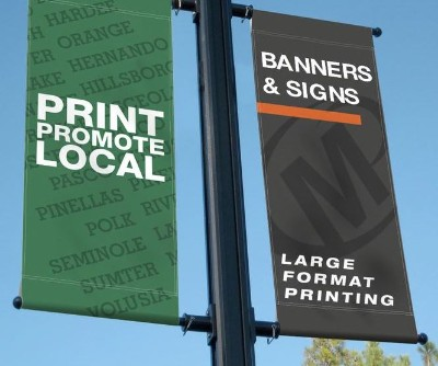 Banners & Signs | Large-format Printing | Full-Service