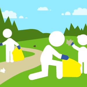 Weston Town Cleanup