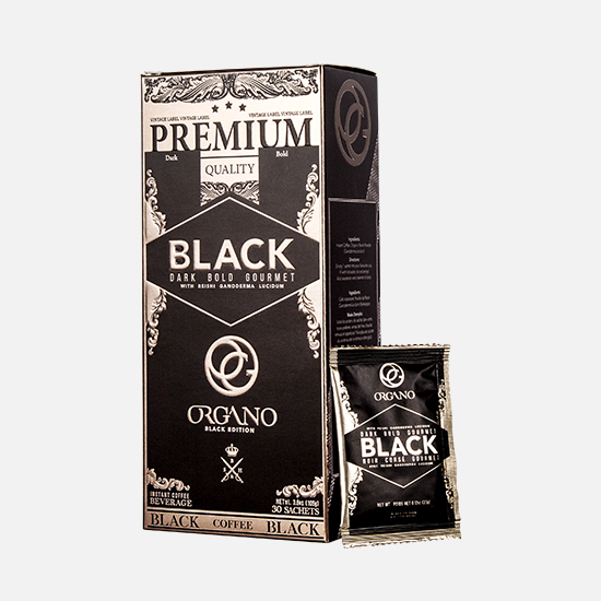 Organo™ Gourmet Black Coffee