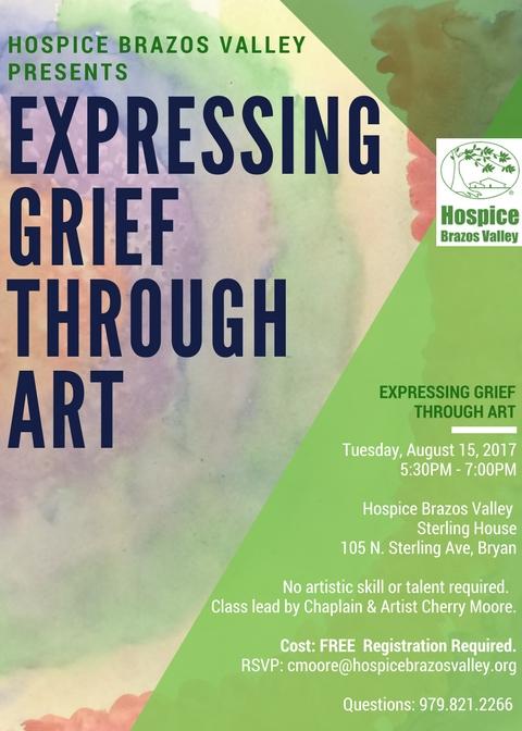 Expressing Grief Through Art