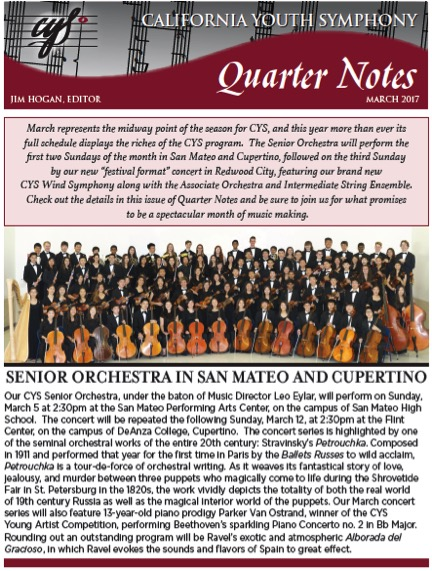 March 2017 Quarter Notes