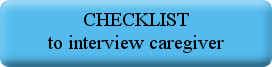 checklist for interviewing child care provider
