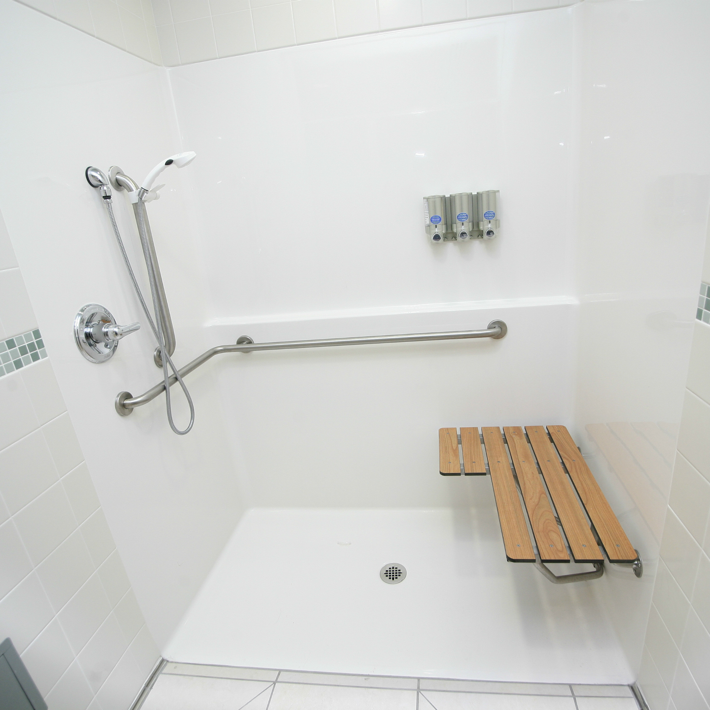 Private Showers