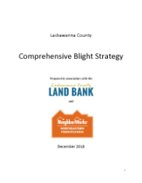 Lackawanna County Comprehensive Blight Strategy