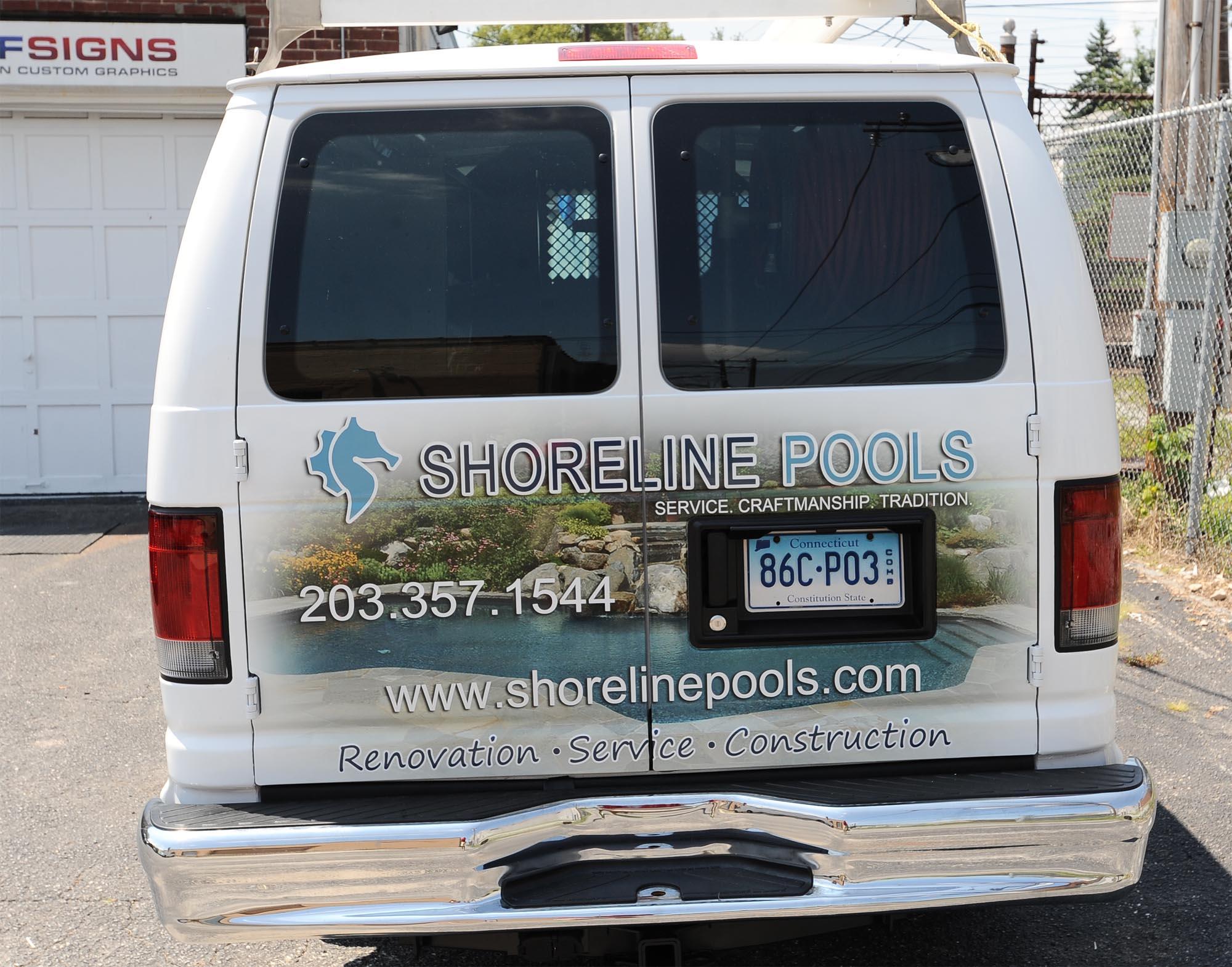 Shoreline Back