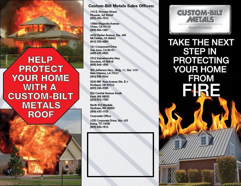 Brochures: Fire