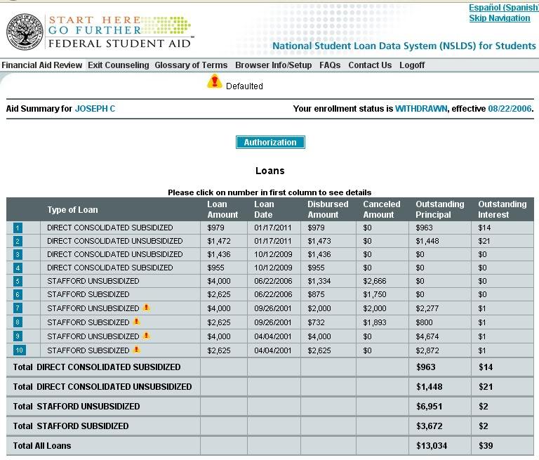 Universities Invoicing & Student Loan Statements