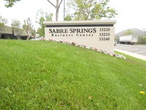 Sabre Springs Business Park