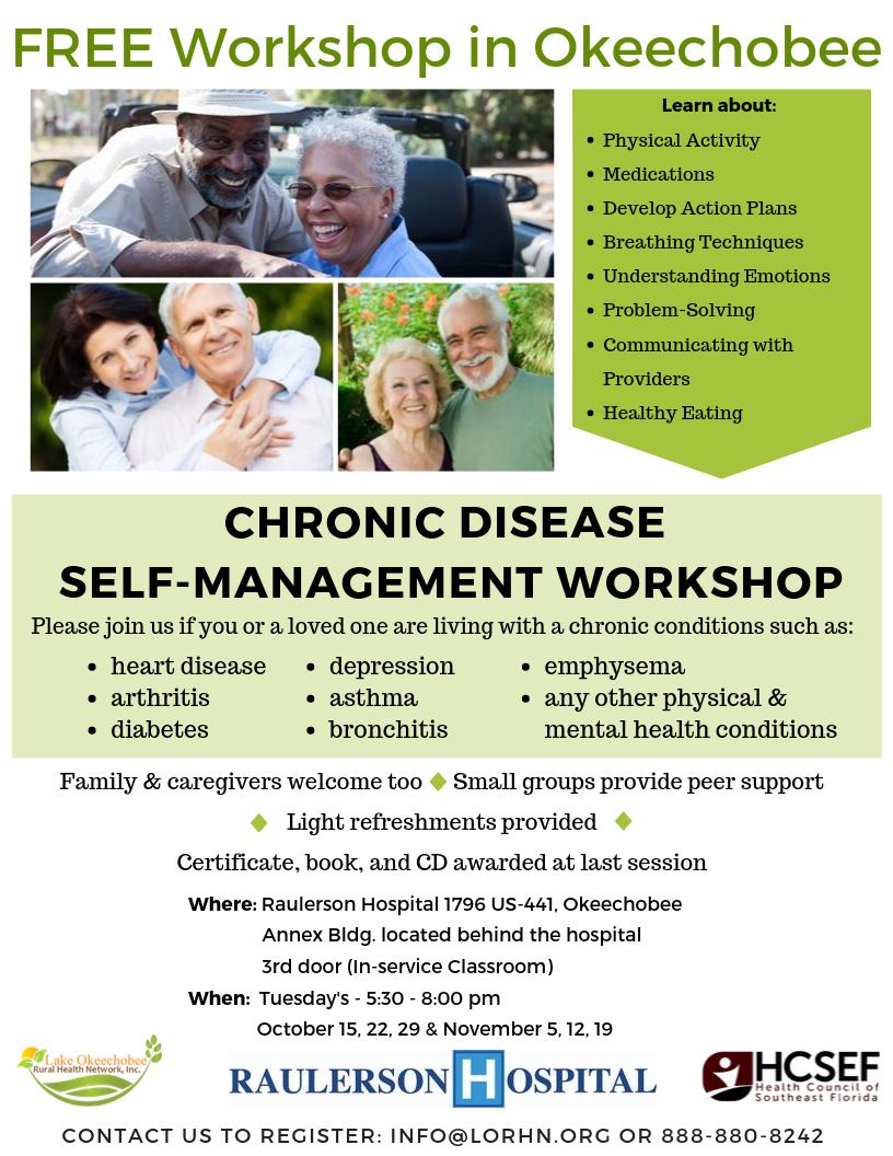 Chronic Disease Self-Management