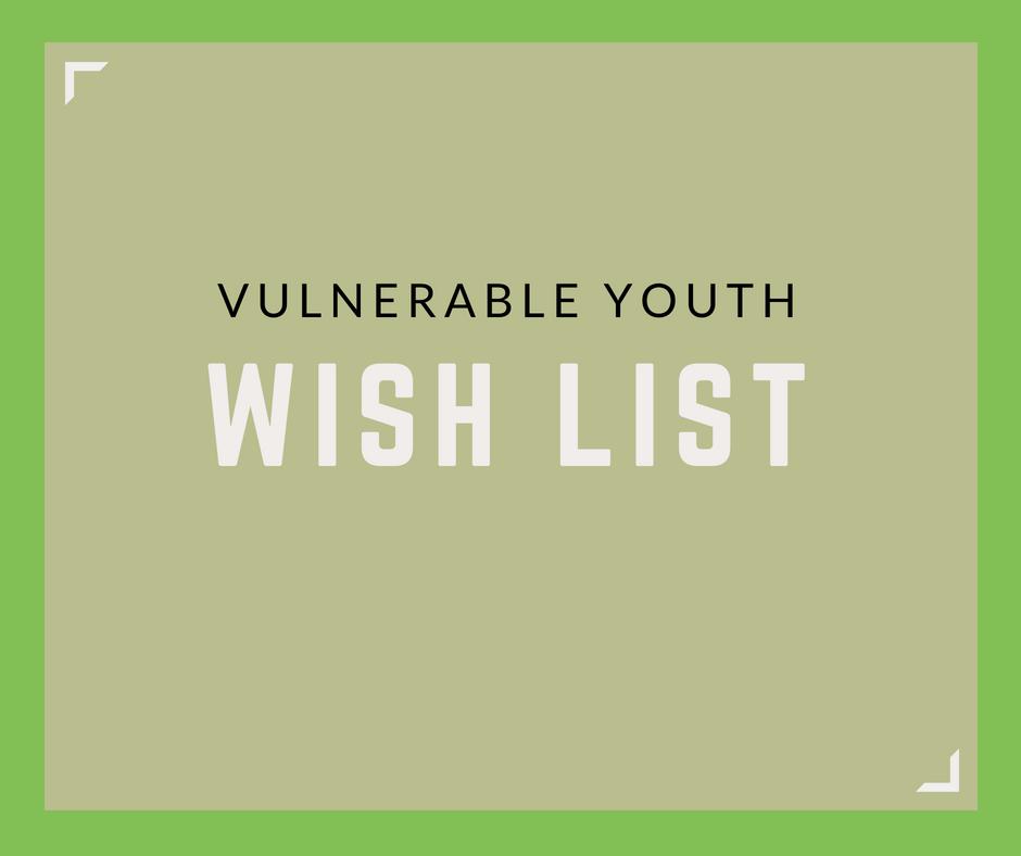 Children's Wish List
