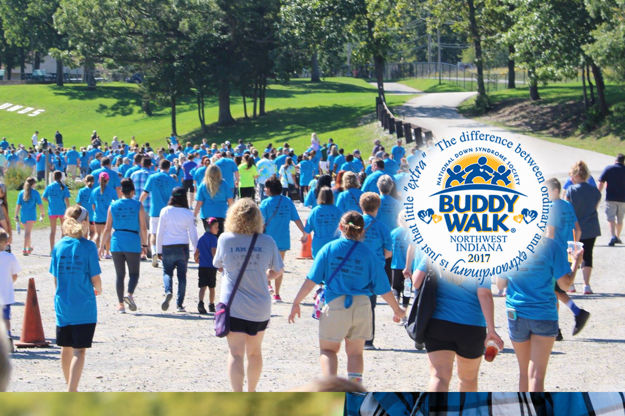 Buddy Walk T-Shirt Pick Up