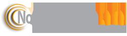 NAL Logo White
