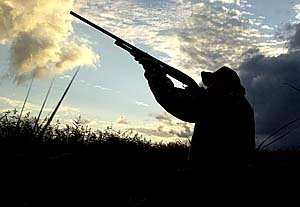 Can you be successful hunting at dusk?