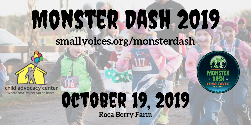 Monster Dash Fun Run
