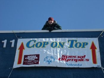 Cop-On-Top this Weekend in Kearney!