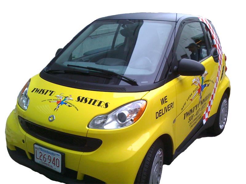 Smart Car (front)