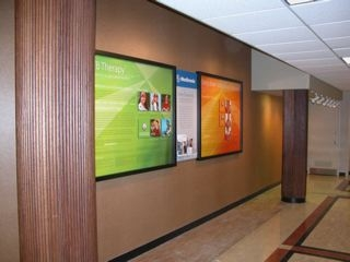 Corporate Walls