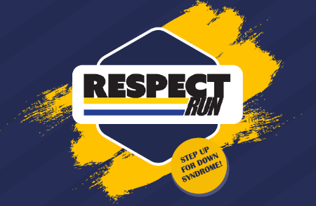 Respect Run - Step up for Down syndrome