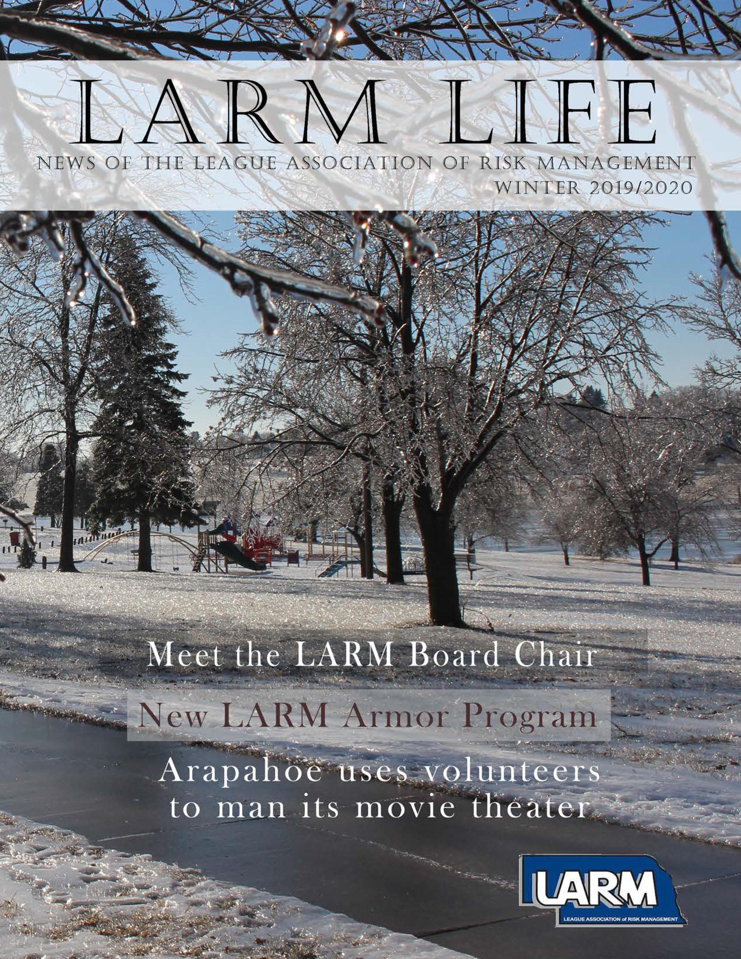 LARM Life Winter 2019-2020