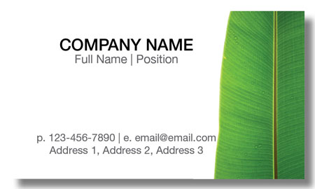 Model #064: Kwik Kopy Design and Print Centre Halifax Business Cards