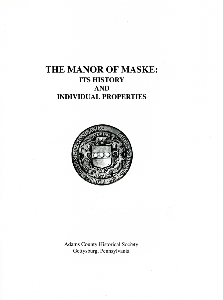 The Manor of Maske: Its History and Individual Properties