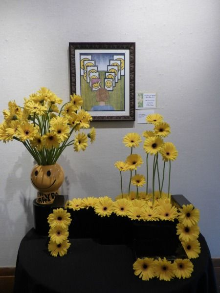 Art In Bloom Entry: Marci Rasmussen