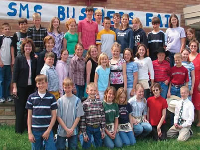 St. Mary's Entrepreneurship Camp in Ord, Nebraska