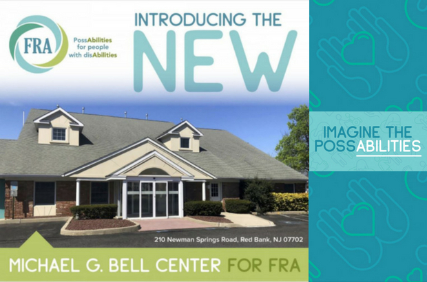 FRA's NEW Building in RED BANK!