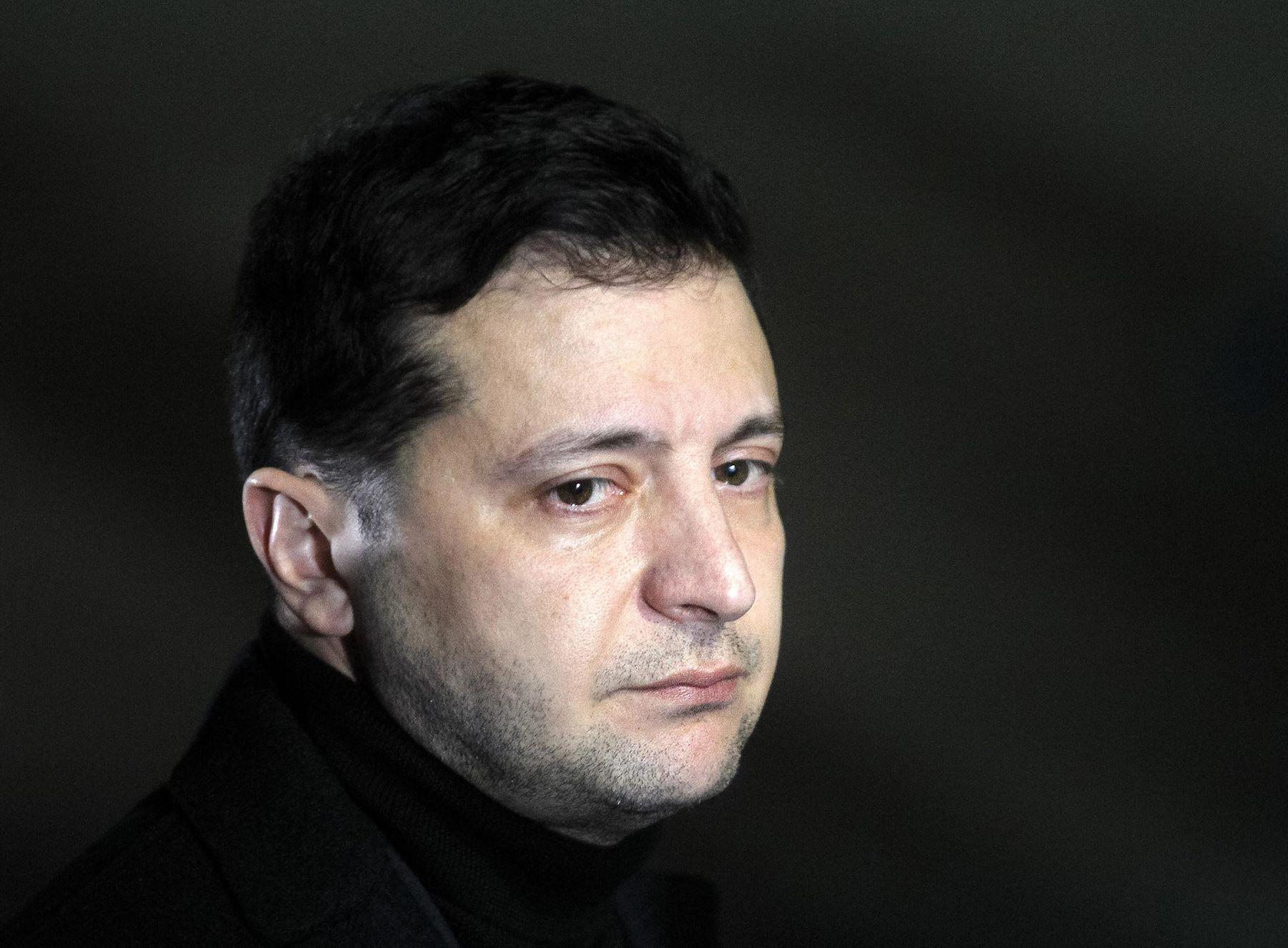 Even the Good News Is Bad for Ukraine's President Zelenskiy
