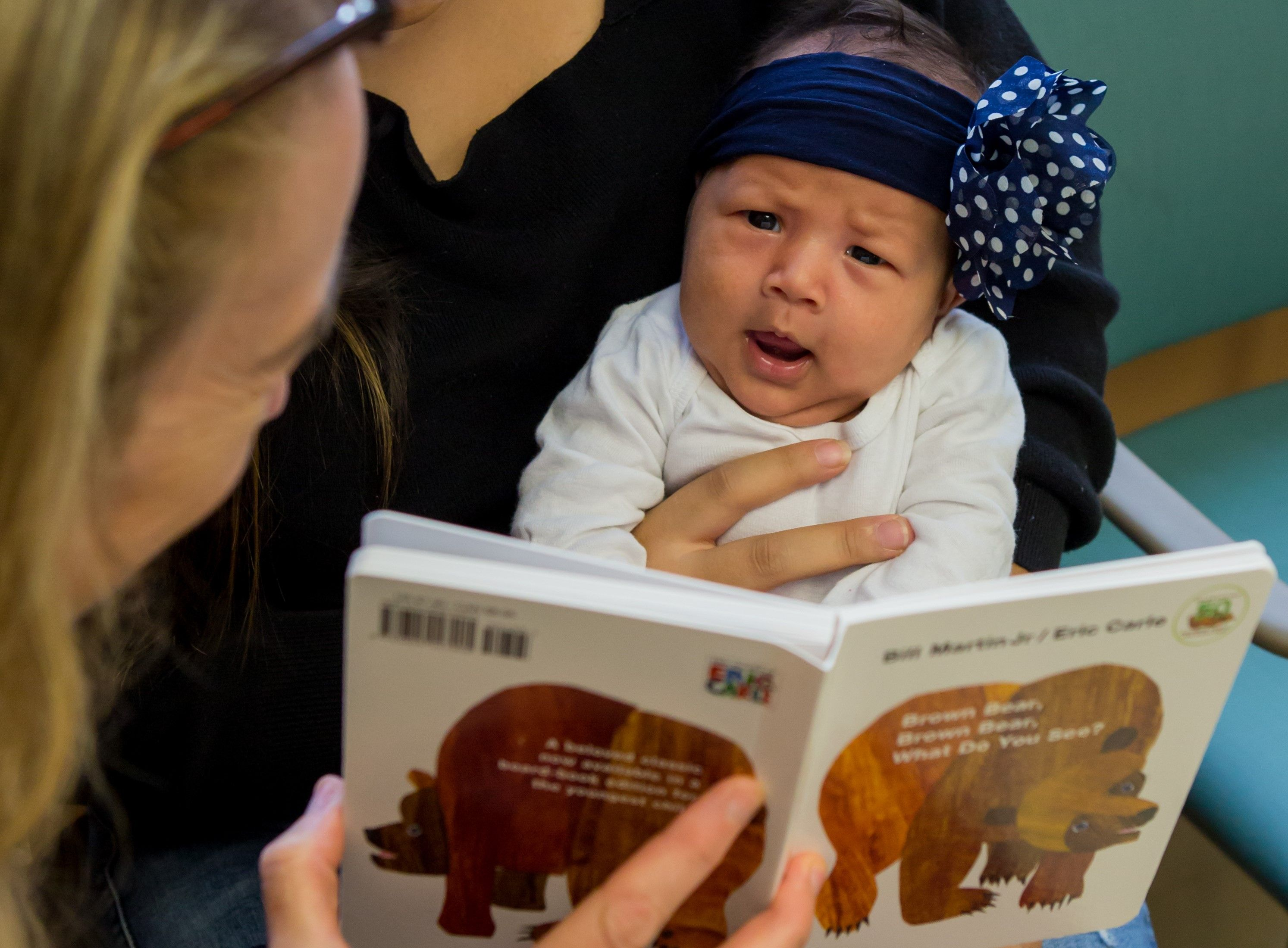Bringing Books to our Littlest Learners: Our New 0-6 Month Book Bundle Program