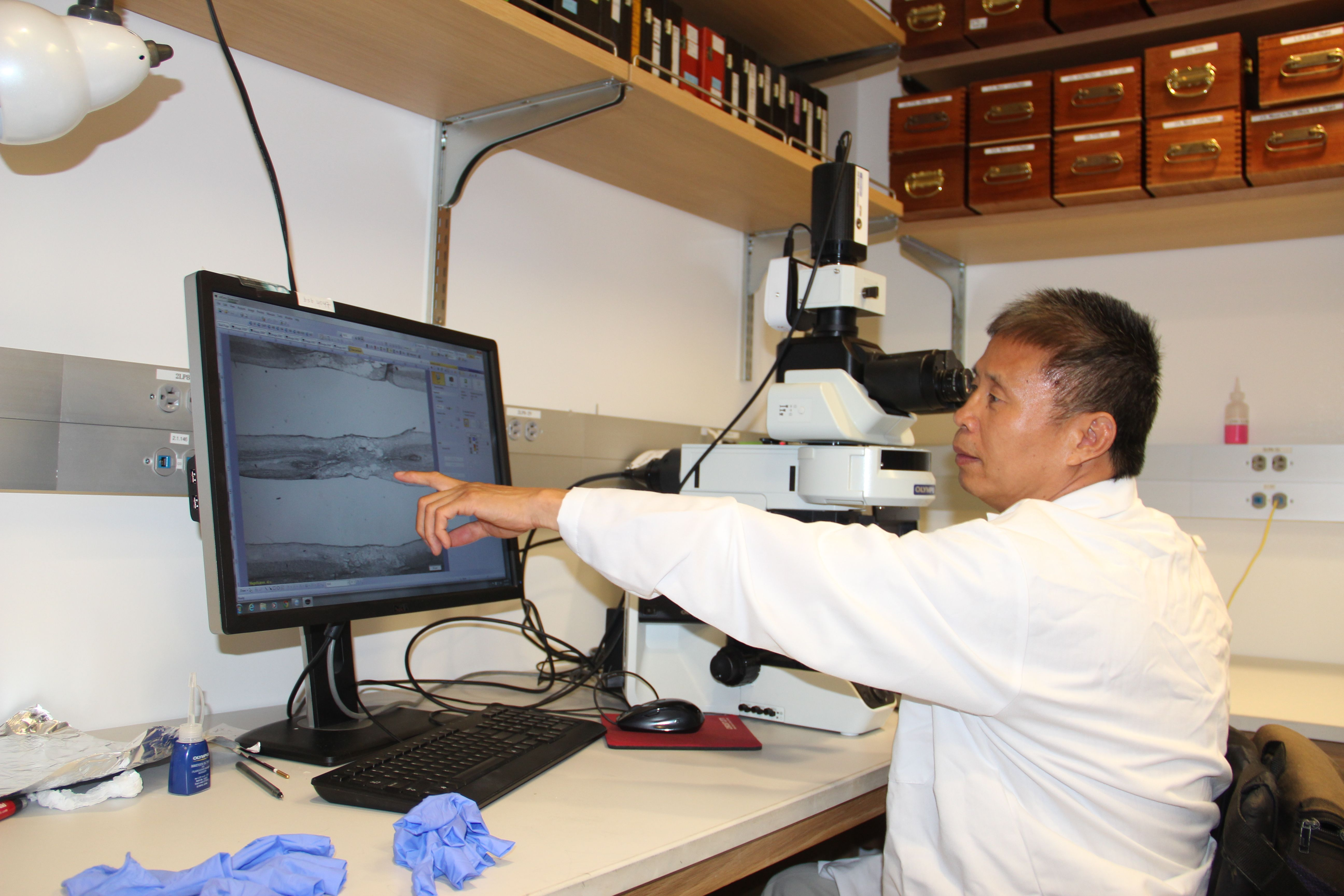 For Paul Lu, SCI Research is Personal