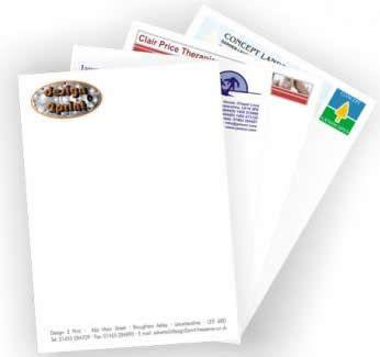letterhead printing service, print letterheads toronto, custom letterheads, business letterheads