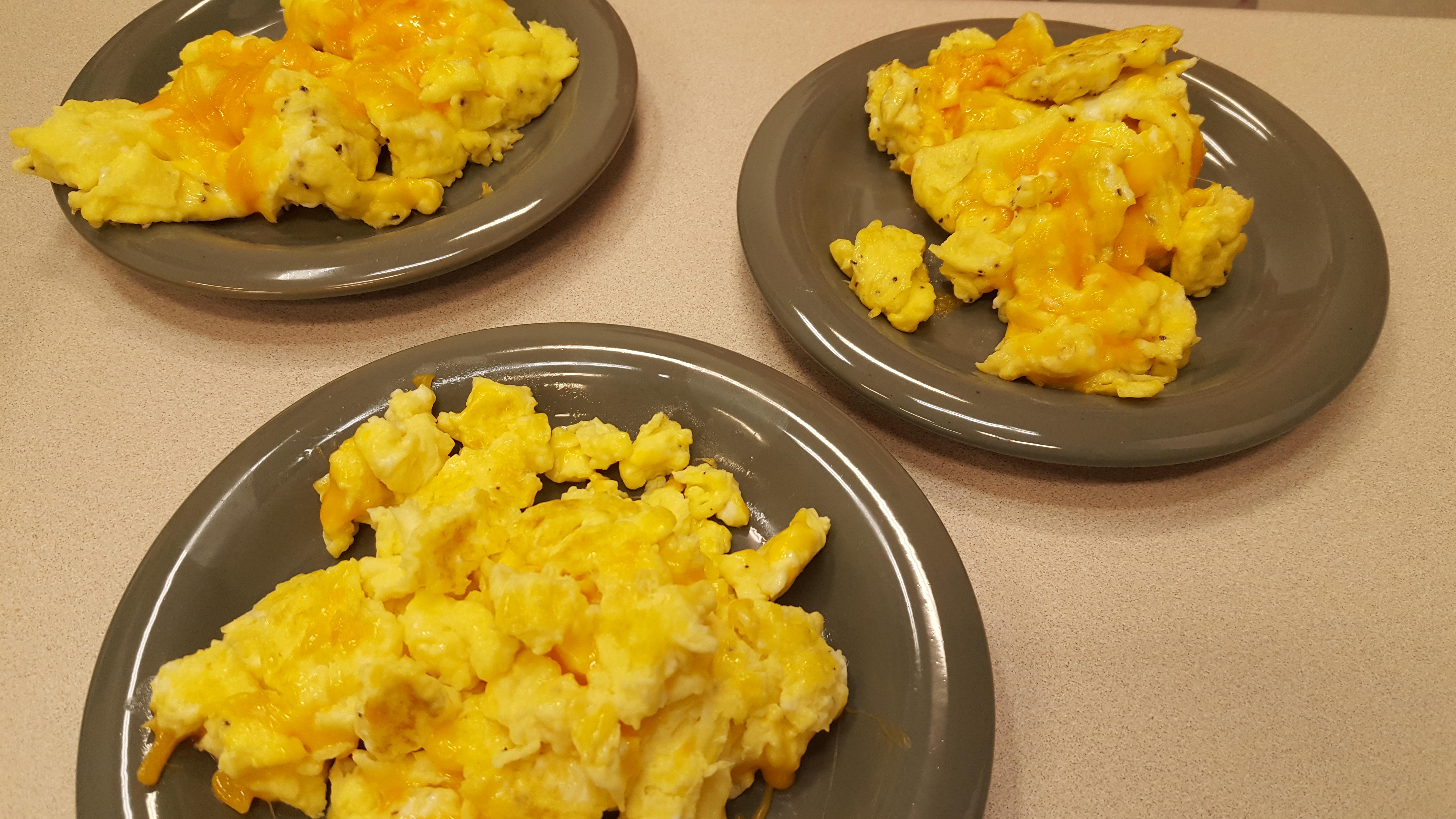 Eggs-treme Challenge