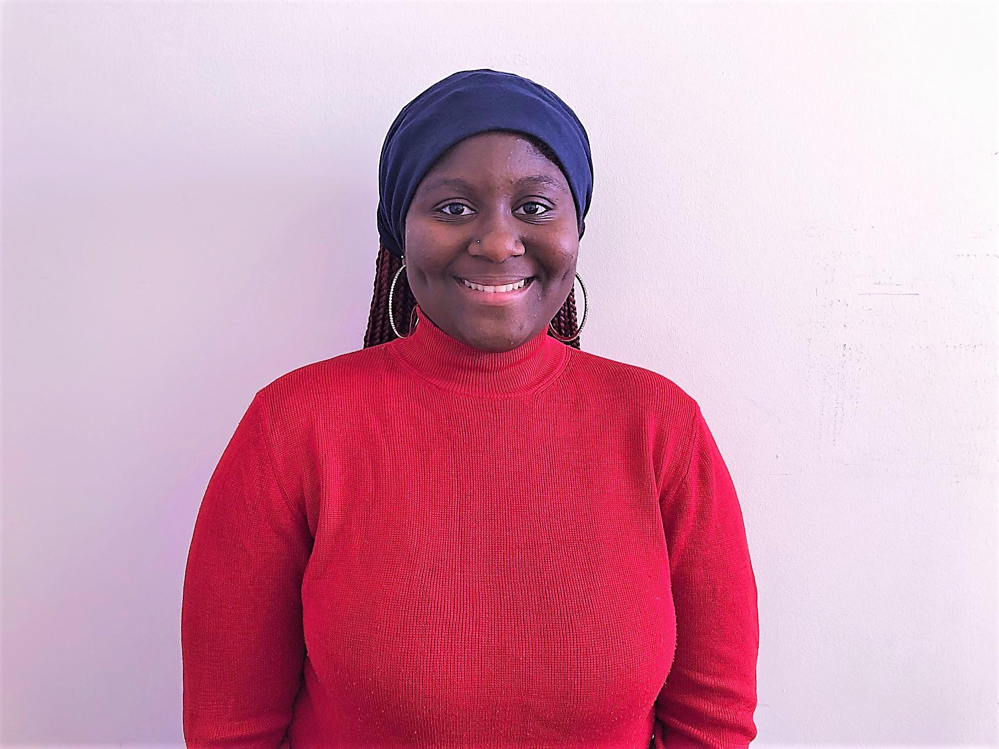 Senior Spotlight on Nzinga