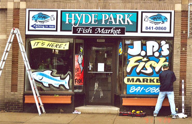 Hyde Park Fish Market