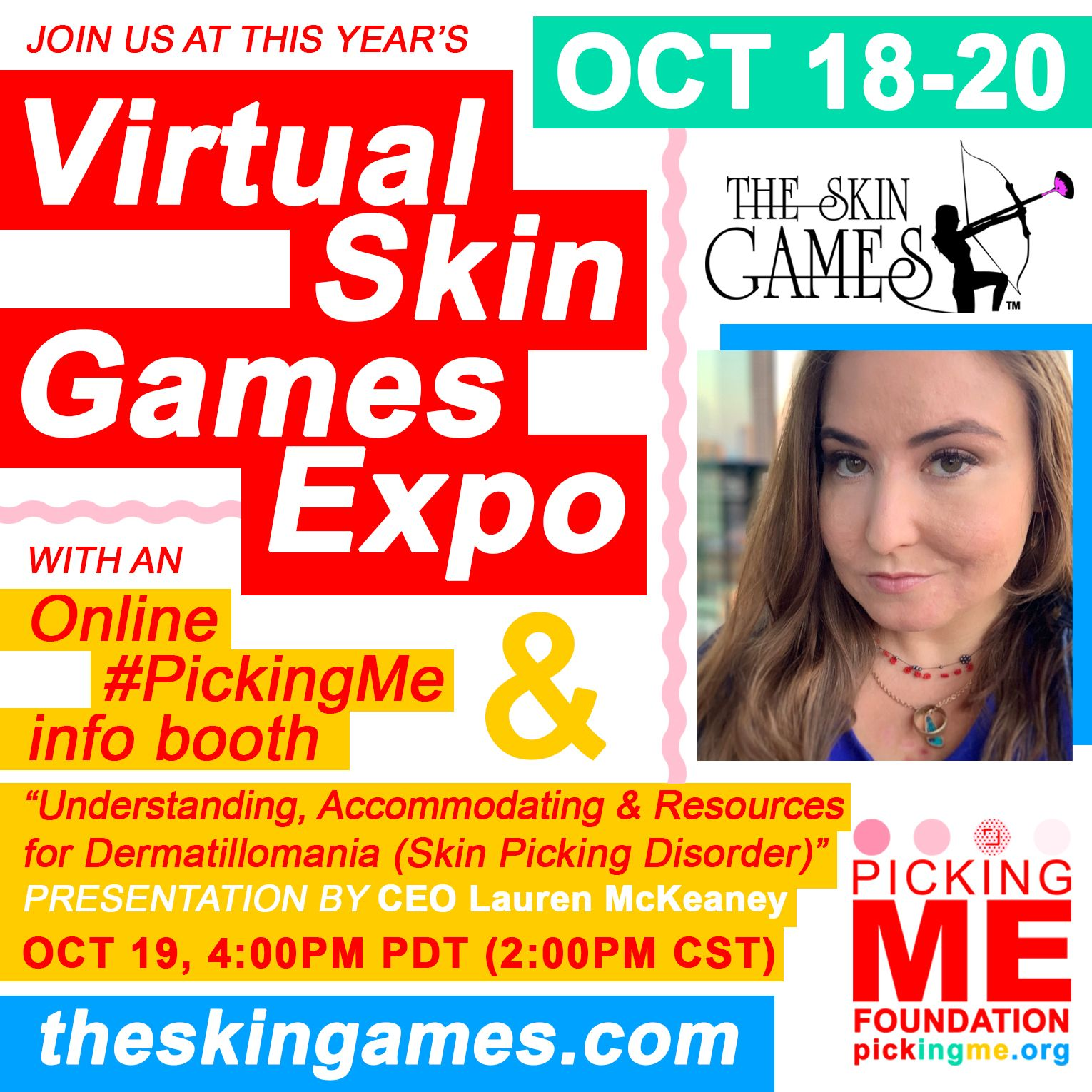 The Virtual Skin Games Expo