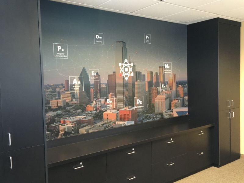 Beau Office Wall Mural