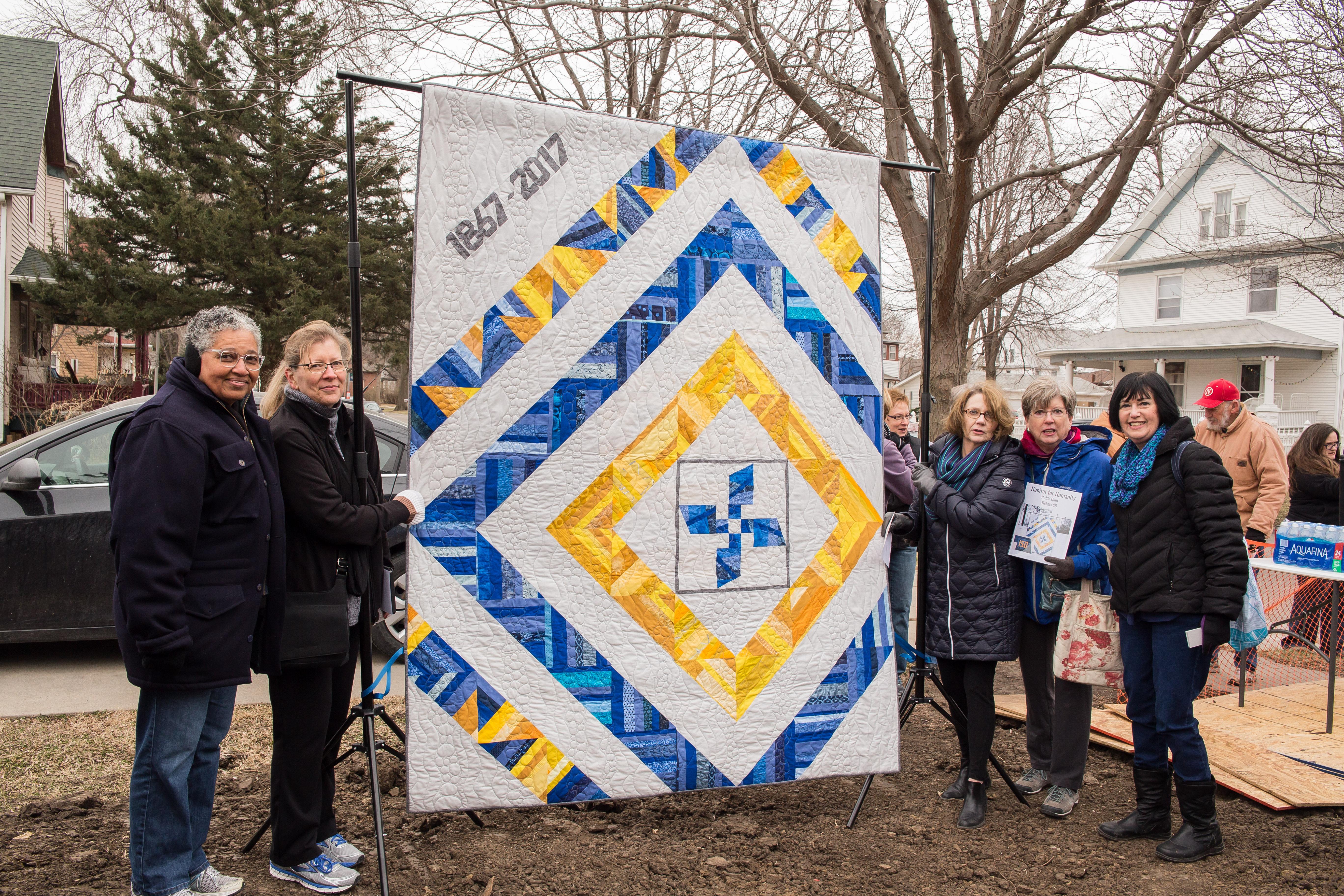Community Partner: Lincoln Modern Quilt Guild