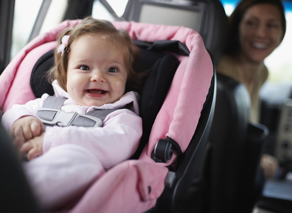 Car Seat Safety Legislation