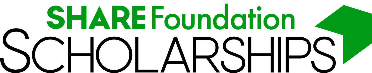 Fall 2021 Scholarships Available from SHARE Foundation